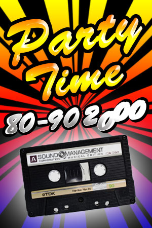 80-90-2000 Party